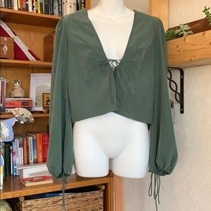 Urban Outfitters blouse, size small
